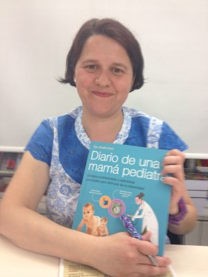 Foto con libro