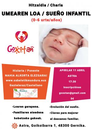 Haurraren Loa (GAZTELERAZ) - Gernika @ Astra | Gernika-Lumo | Euskadi | Espainia